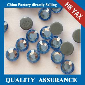 lead-free flatback hotfixt crystal ,china supplier hotfix crystal , whosesale flatback hotfix rhine