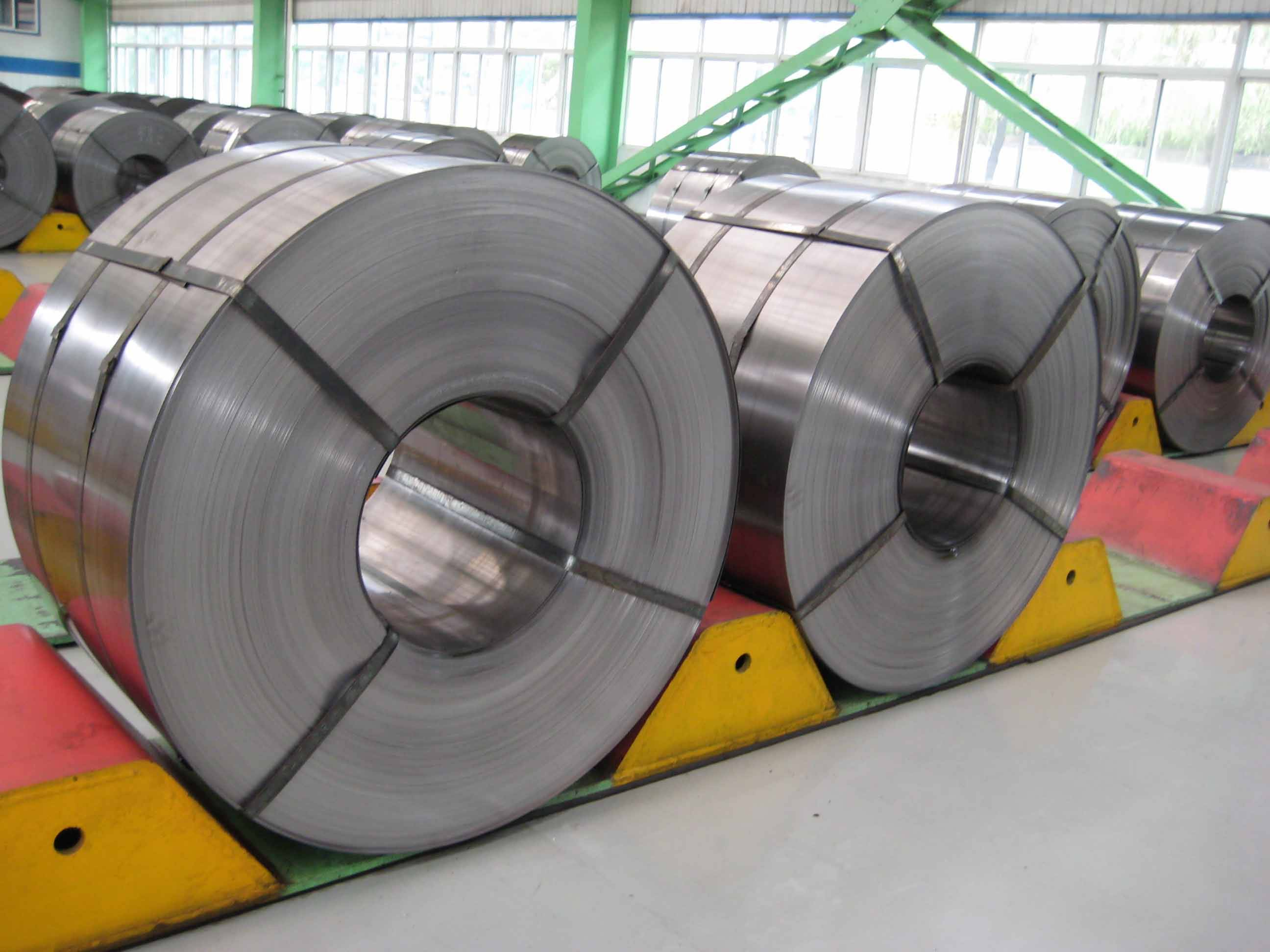 paper on cold rolling of steels in