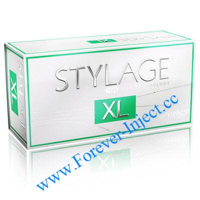 Stylage - XL , VIVACY , IPN-LIKE , Hyaluronic Acid FILLER