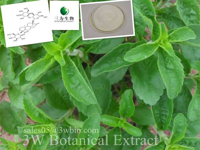 Stevia Extract(sales05 AT 3wbio DOT com)
