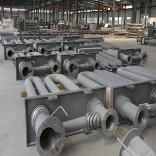 Radiant tube Iron-Chromium-Nickel High-Alloy Tube