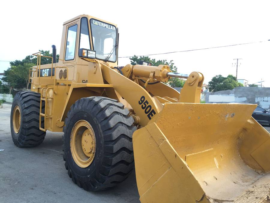 Used Cat 950E Wheel Loader, Used Loader Caterpillar 950E