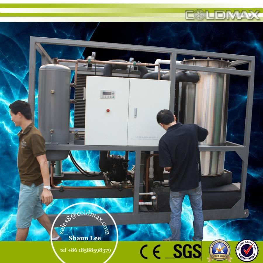 CE certificatiuon tube ice maker