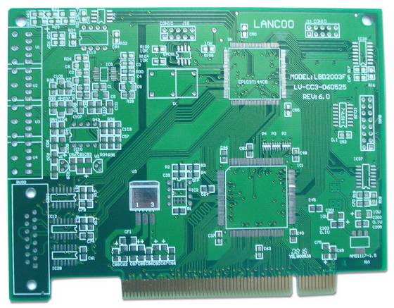 Sell 6 layer mother board with Gold finger PCB
