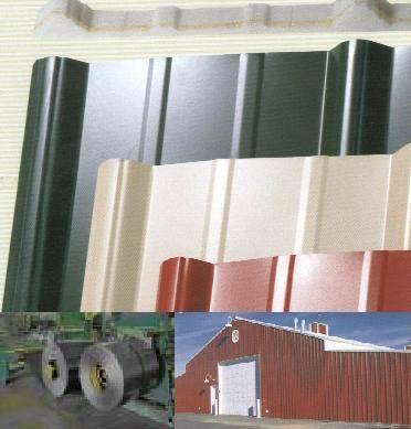 Galvallumen prepaint steel coils and overstock