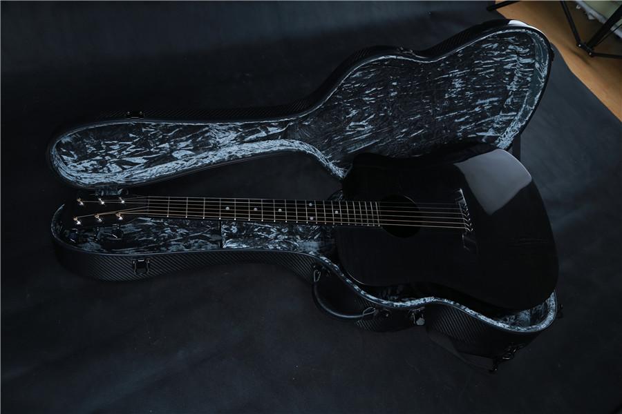 Carbon Fiber Musical Instrument Integrated Guitar