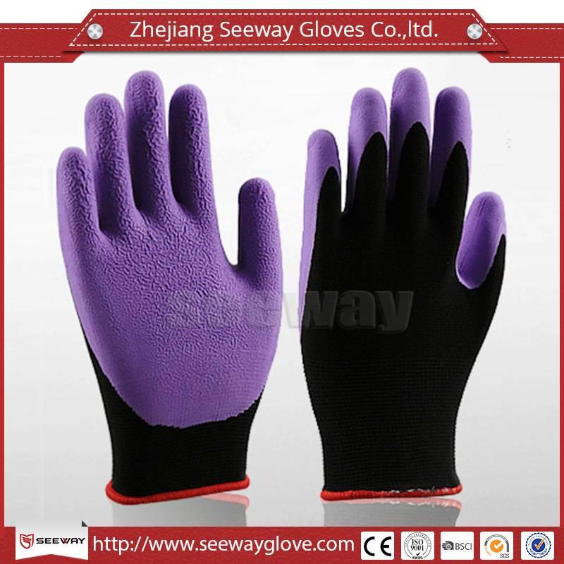 SeeWay rubber gloves
