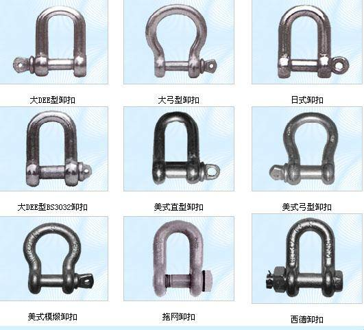 Factory Price of Shackles