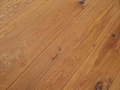 stained natural oiled oak wood flooring