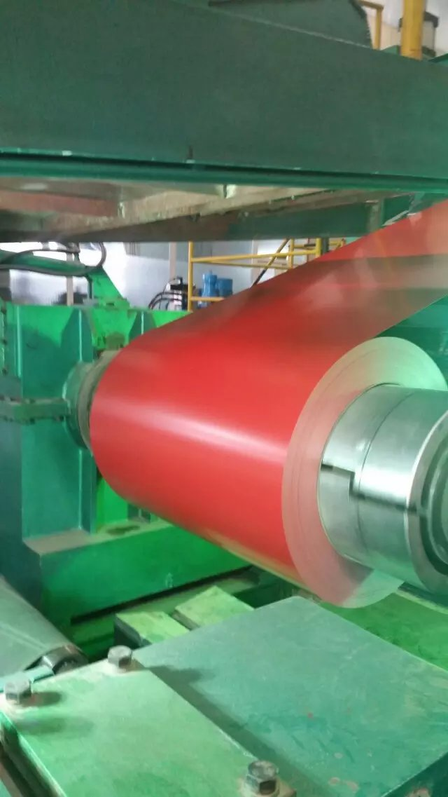 China Prepainted aluzinc sheet steel coil