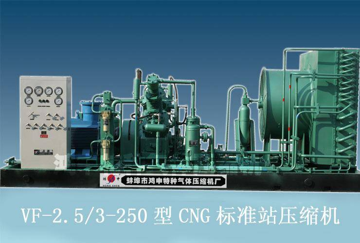 Natural Gas Compressor(CNG Filling Station)