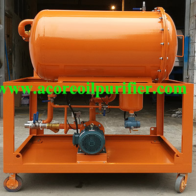 Coalescence-separation Oil Purifier,Coalescing Oil Water Separator
