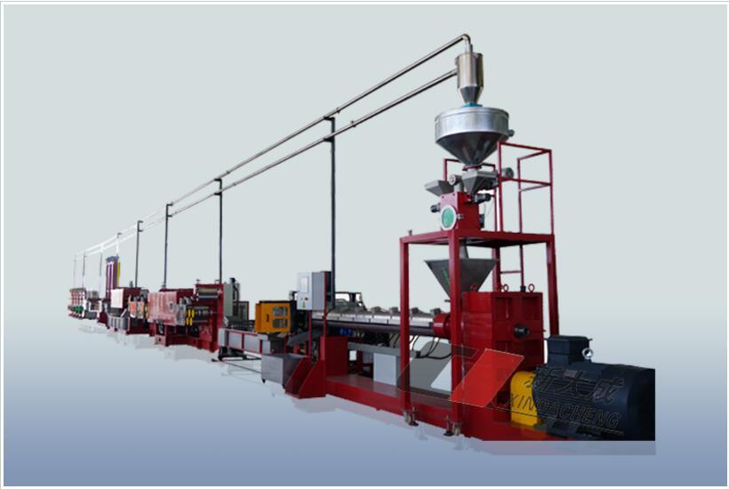 PET Strap production (extrusion) line