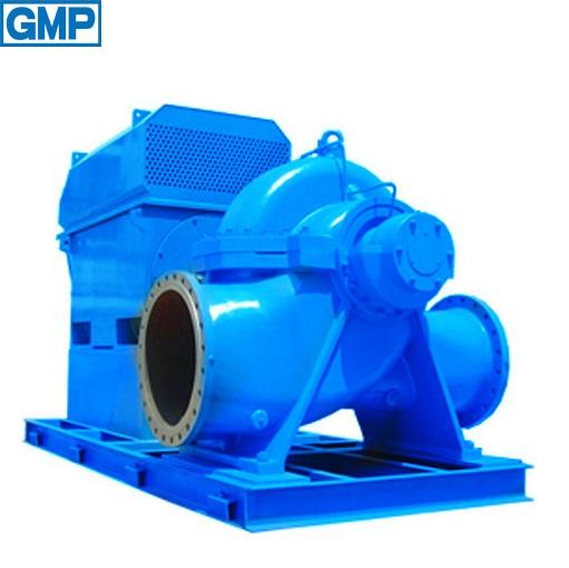 S double suction split case pump