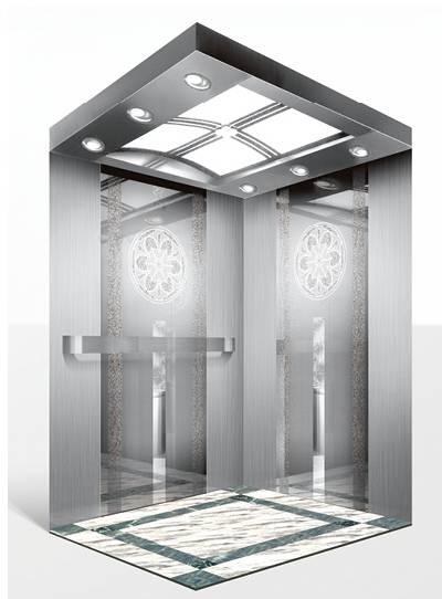 Passenger Lift / Elevator HK-802-6