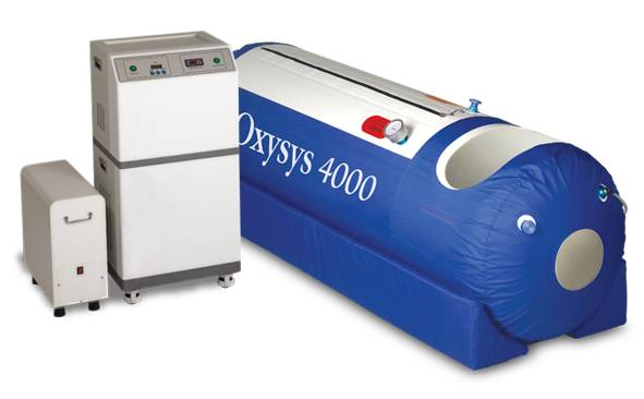 India. Spa equipment. Hyperbaric oxygen Therapy Chamber for Wellness and Spa centers.