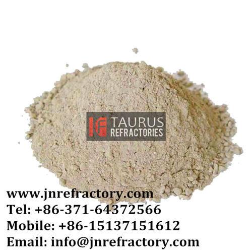 Castable Refractory for natural copper smelting furnace