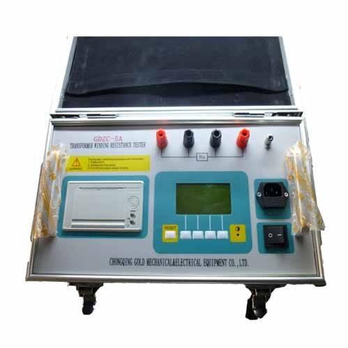 GDZC Transformer Coil DC Resistance Meter,Resistivity Meter