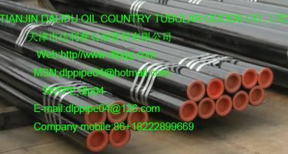 2-3/8 J55 API 5CT oil tubular steel tubing pipe range 2(OCTG)