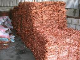 Sell Copper Scraps 99.999% and Copper Cathode