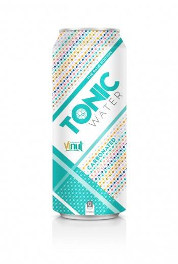 Tonic Water Carbonated