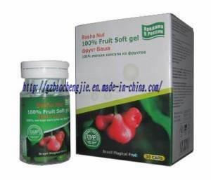 Basha Nut, 100% Natural Fruit Slimming Capsule