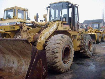 Sell used CAT wheel loader 950F