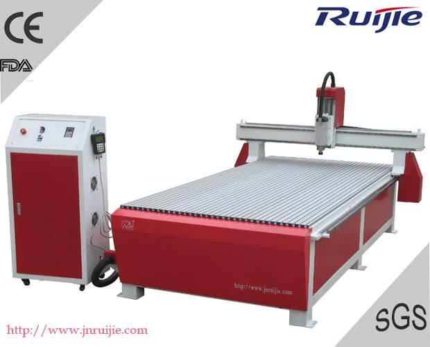 New Design Cast Lathe Bed 2.2KW CNC Router Machine