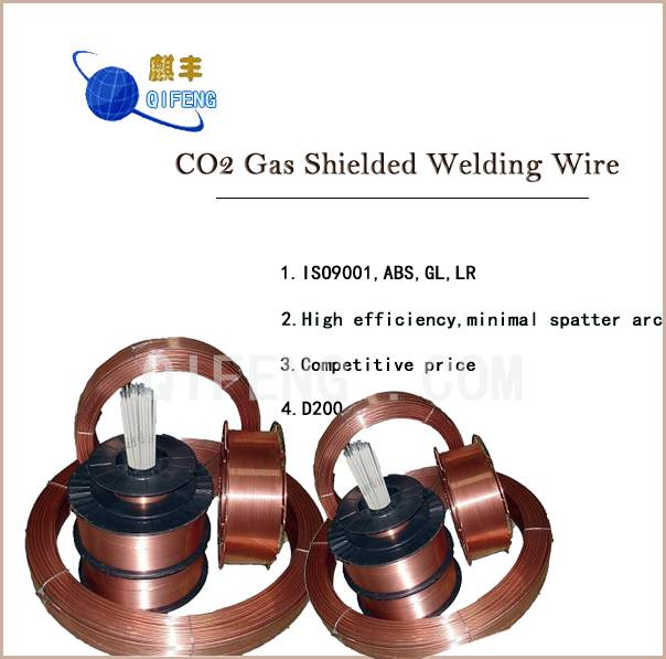 Suberged arc welding wire