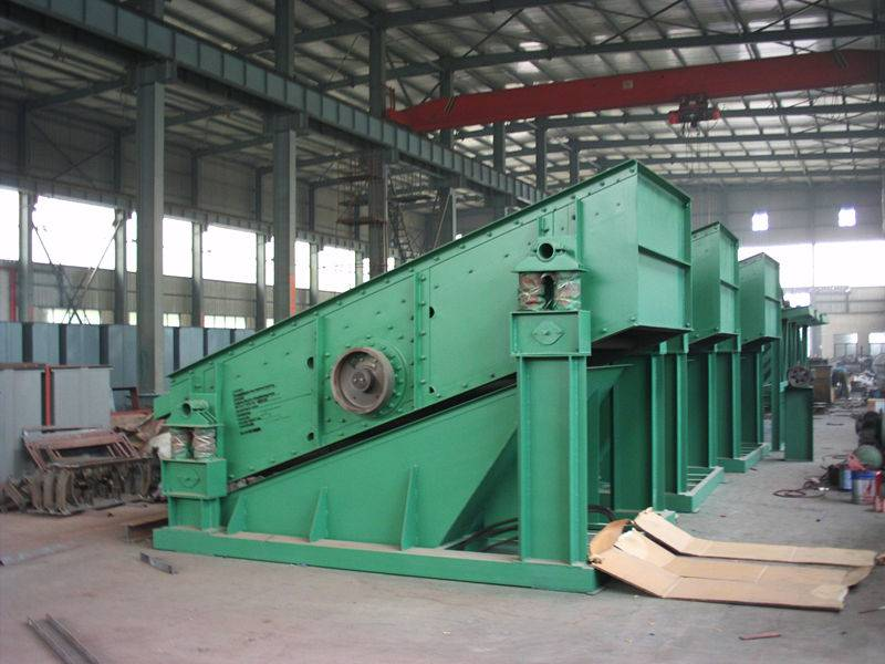 sell YA series circular vibrating screen with good quality and reasonable price