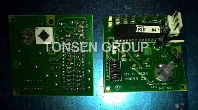 OTIS Elevator Remote Board RS3A B9693C3