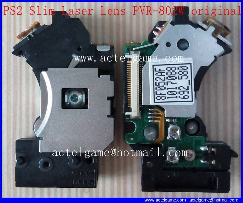 PS2 Slim Laser Lens PVR-802W KHS-HD7 repair parts