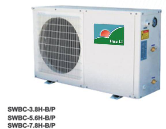 swimming pool heat pump HLLS-26A