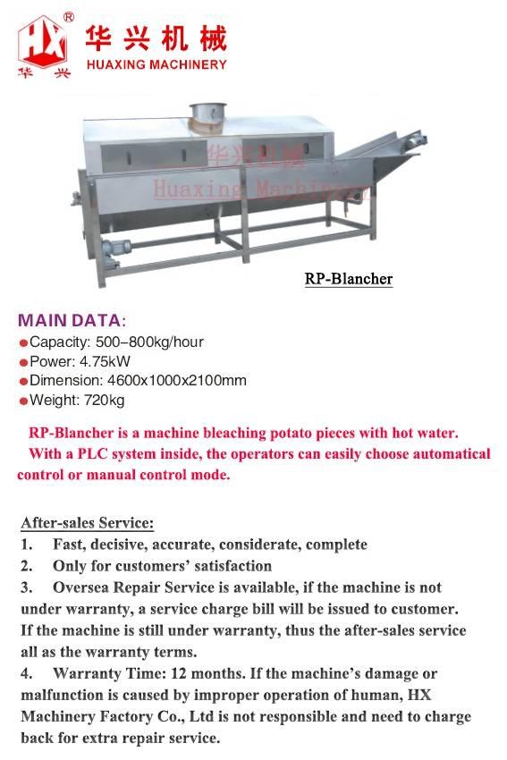 RP-Blancher