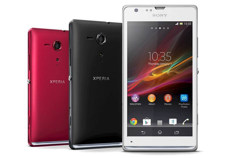 Sony Xperia SP HD Smartphone Cell phone