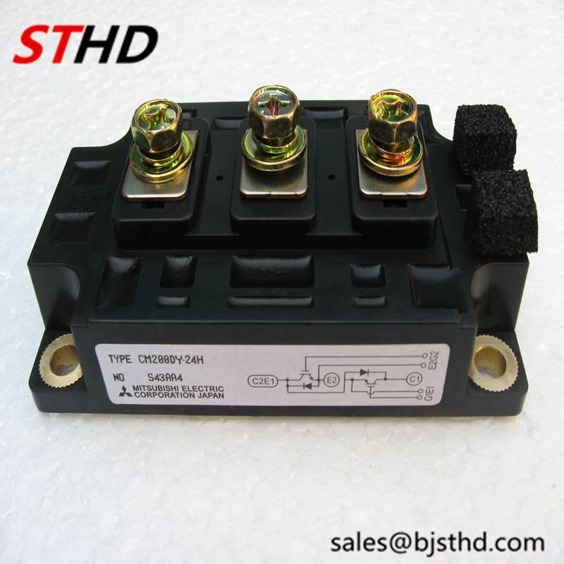 (100% original) CM200DY-24H IGBT module mitsubishi