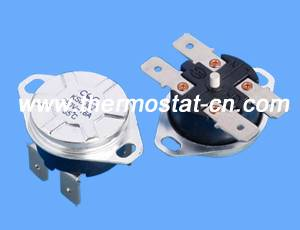 KSD302 bipolar thermostat, KSD302 bipolar thermoswitch