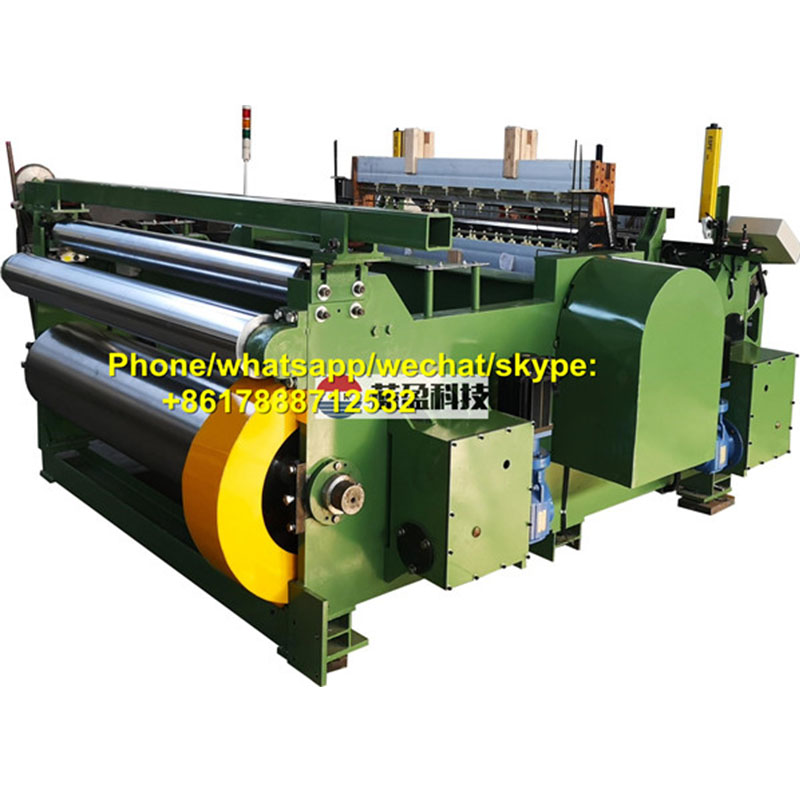 brass wire mesh making machine