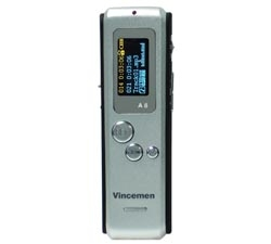 Digital Voice Recorder with Mp3 Player function(VM-P8)