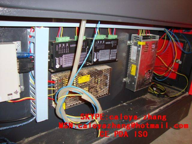 laser cutting machinery power supply