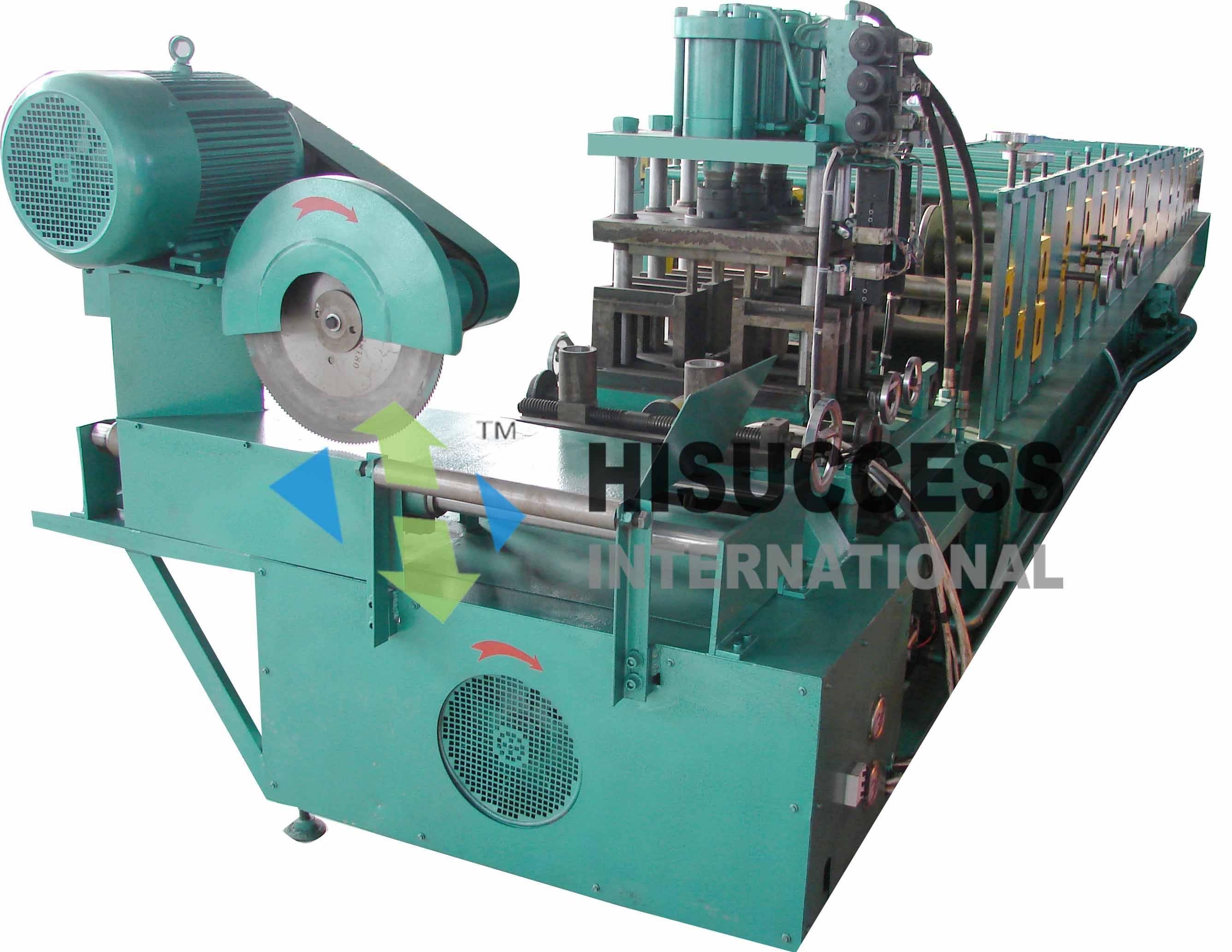 C/Z/U purline roll forming machine