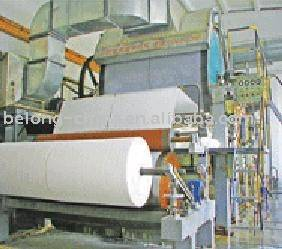 Printing Paper Making Machine