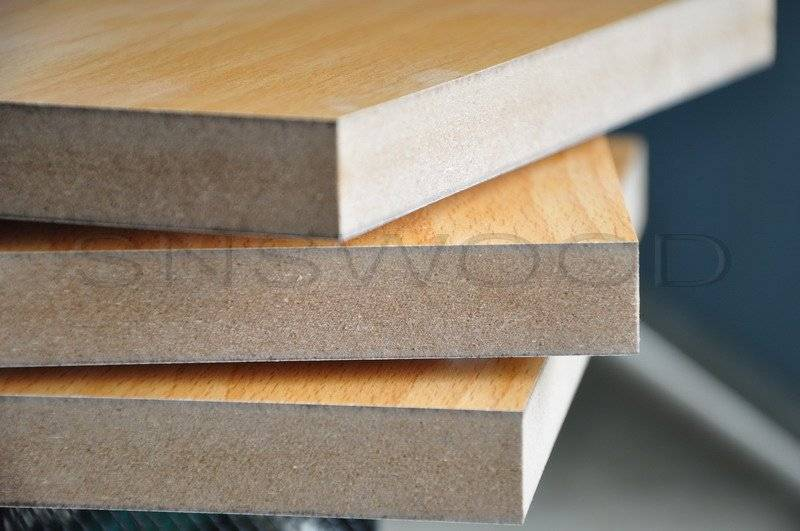 1830x2750 (2440) mm Melamine Particle Board (PB, MFC)