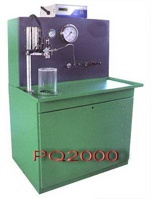 PQ2000 COMMON RAIL INJECTORS TEST BENCH