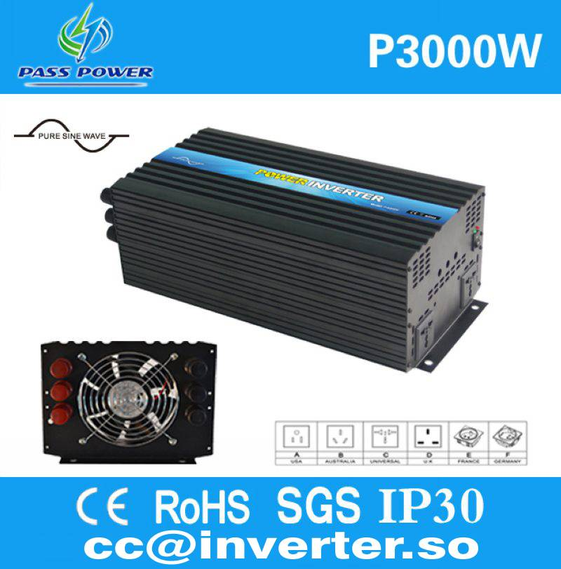 Factory Direct Sell 3000W Off Grid Solar Power Inverter