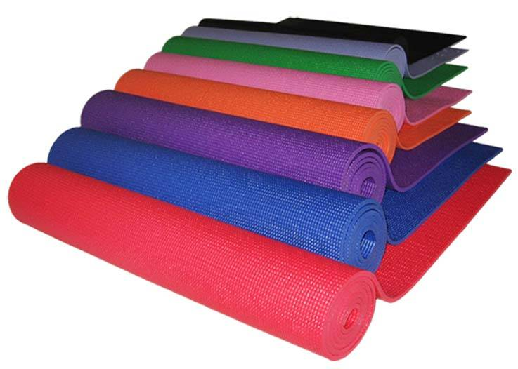 PVC EVA yoga mats exercise gym mat