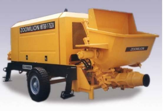 HBT80 Concrete Pump (HBT80, HBT80B-16, HBT80A-13, HBT80C-16)-Shandong Minglong