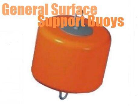 Surface Buoy, Pick-up Buoy, used for Mooring, Marker and Pick-up duties.
