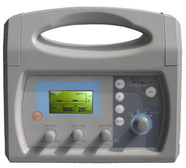 Medical emergency ventilator for children and adults JIXI-H-100C