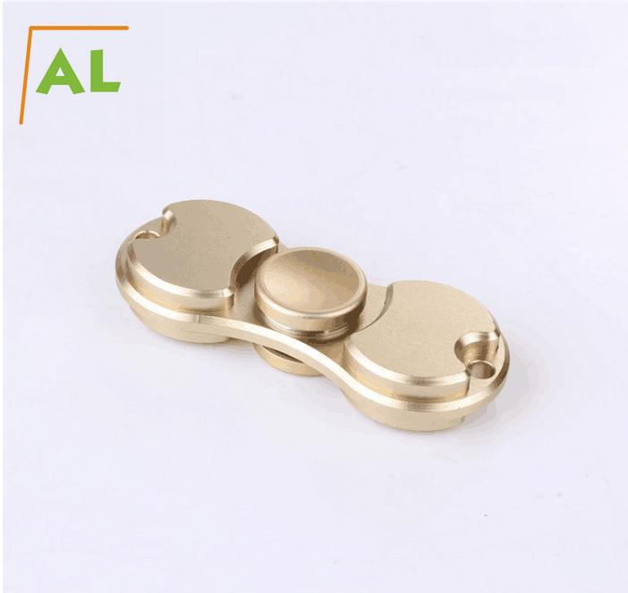 Aluminum Alloy Fidget Spinner,Finger Spinner Hand Spinner Toys in Stock